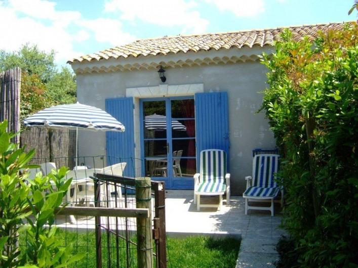 Location de vacances - Gîte à Eygalières