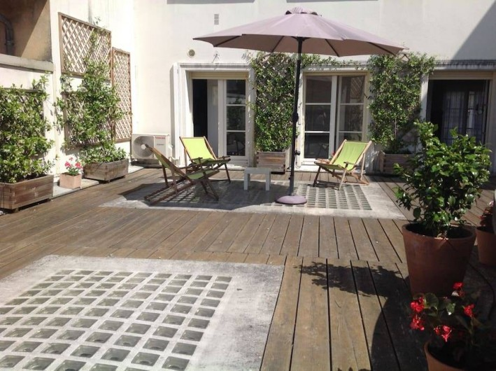 Location de vacances - Appartement à Bergerac