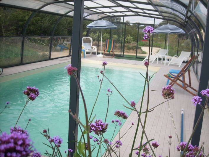 location de vacances gte la chapelle aux filtzmens piscine couverte et - Gite Avec Piscine Couverte Bretagne