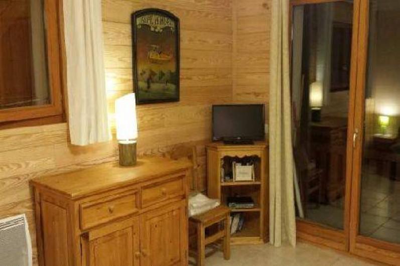 Location de vacances - Appartement à Les Deserts