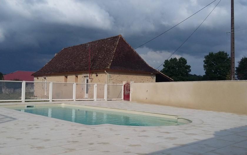 Location de vacances - Gîte à Born des Champs
