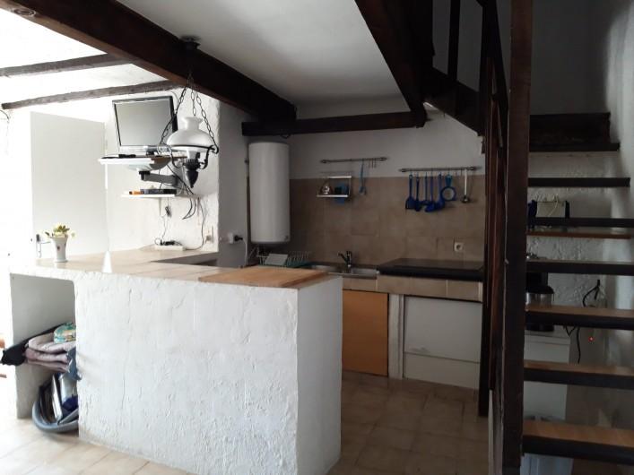 Location de vacances - Mas à Sainte-Maxime - La maisonnette