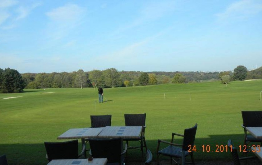 Location de vacances - Appartement à Villerville - golf