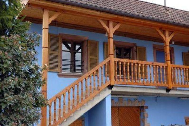 Location de vacances - Gîte à Rorschwihr