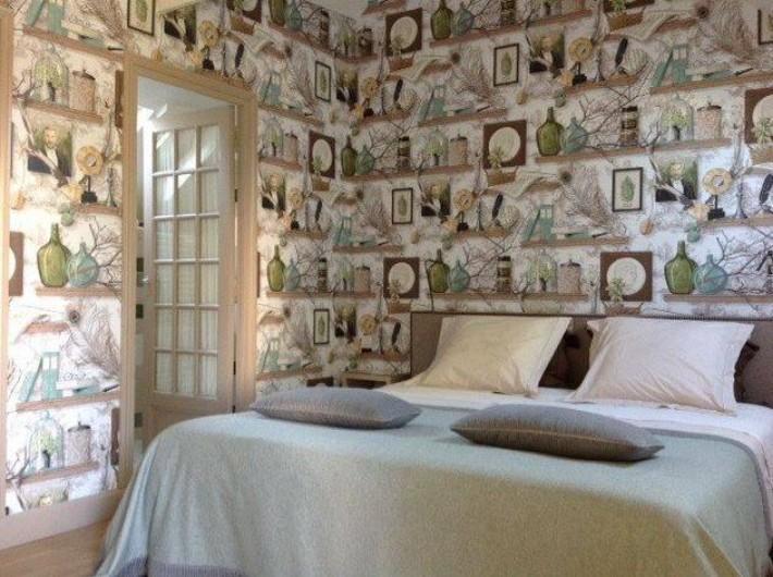 Location de vacances - Chambre d'hôtes à La Richardais - Le duplex Tartane