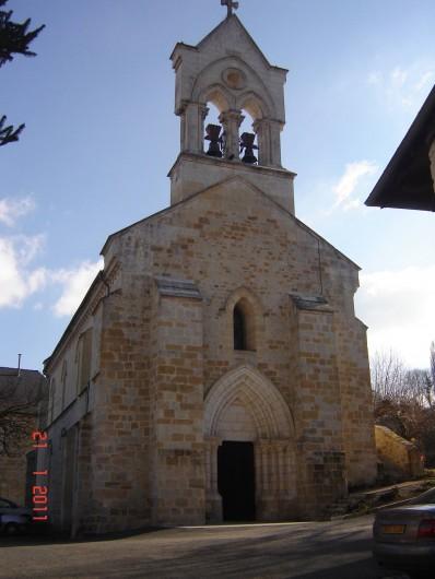 Location de vacances - Villa à Azerat - Eglise Notre Dame de l'Assomption