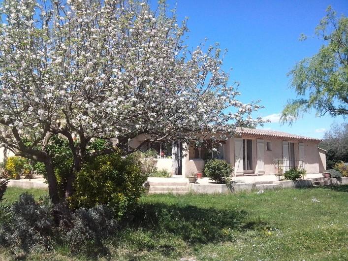 Location de vacances - Chambre d'hôtes à Villelaure - les chambres