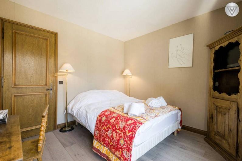 Location de vacances - Appartement à Megève - Chambre 2