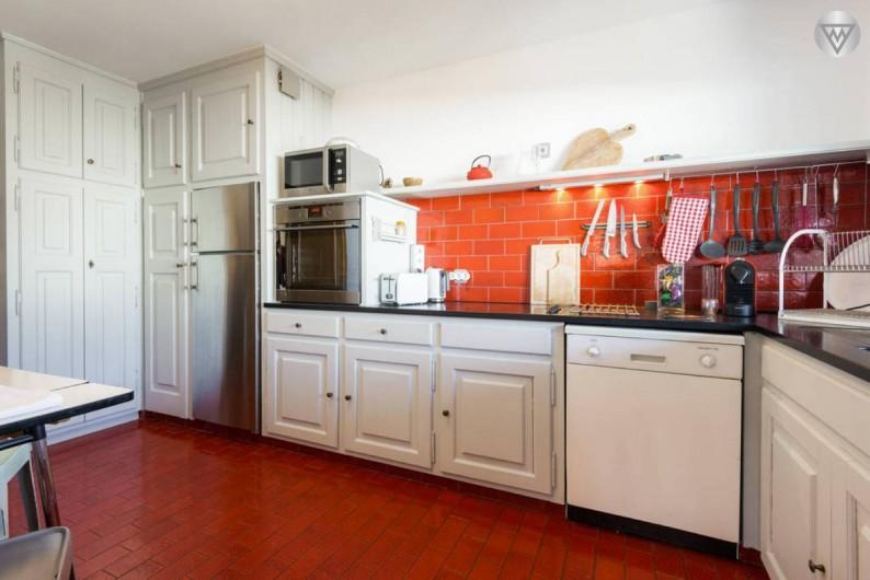 Location de vacances - Appartement à Megève - La cuisine entièrement équipée