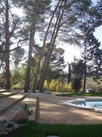 Location de vacances - Villa à Xàtiva - jardin