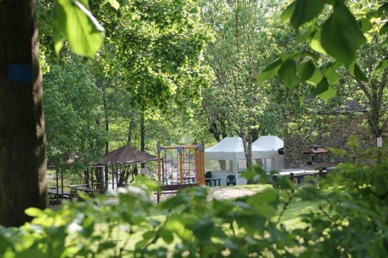 Location de vacances - Camping à Bédouès
