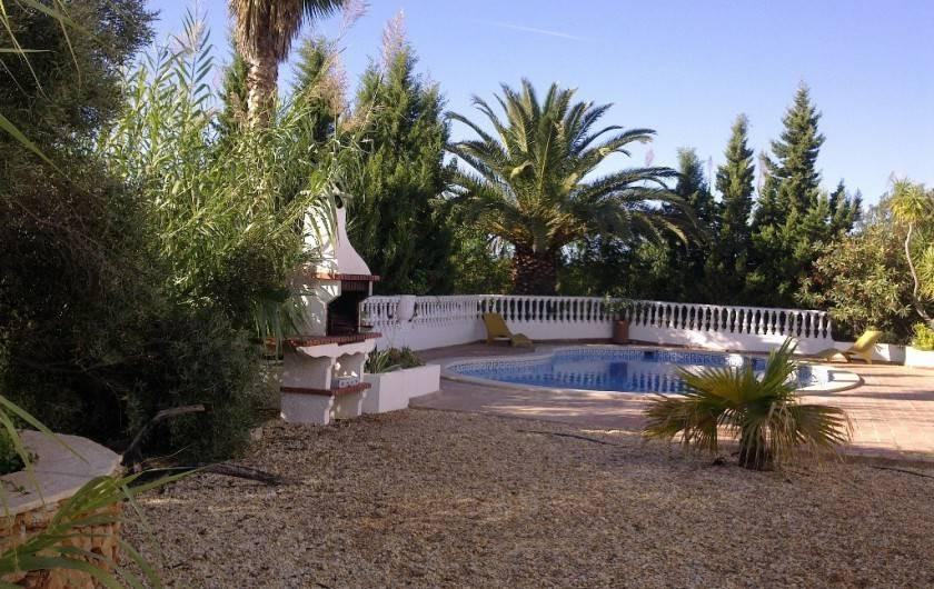 Location de vacances - Villa à Tavira