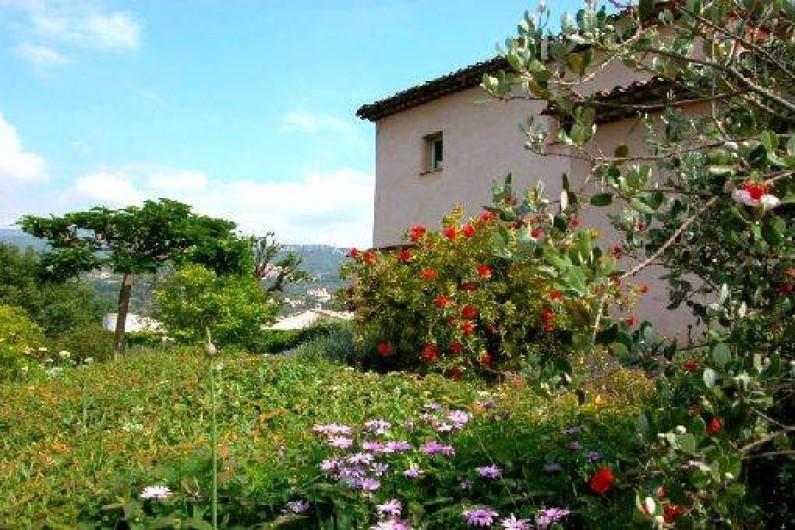 Chambres DHtes Domaine Du Piol  Opio En Provence Avec Piscine