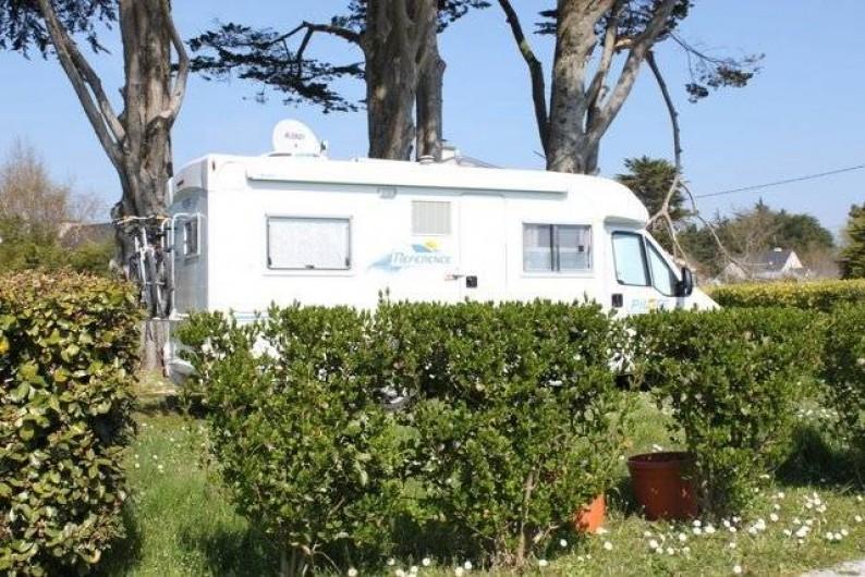 Location de vacances - Camping à Locmariaquer
