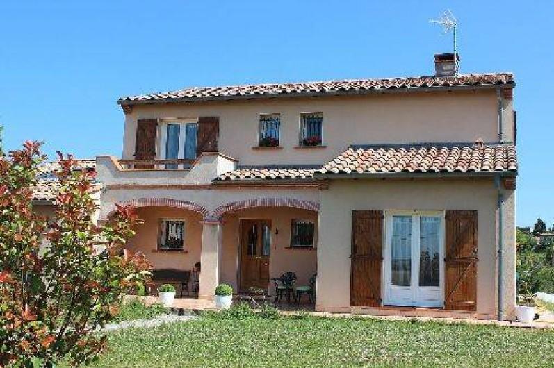 Location de vacances - Maison - Villa à Lagarde