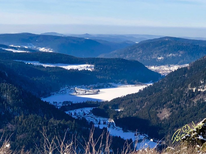 Location de vacances - Chalet à Anould - MONTAGNES VOSGIENNES