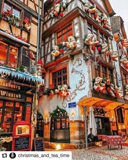 Location de vacances - Chalet à Anould - Maison alsacienne