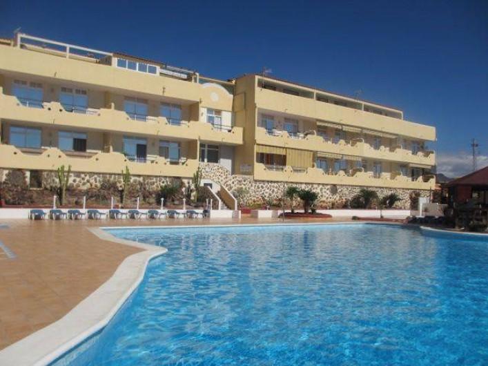 Location de vacances - Appartement à Callao Salvaje
