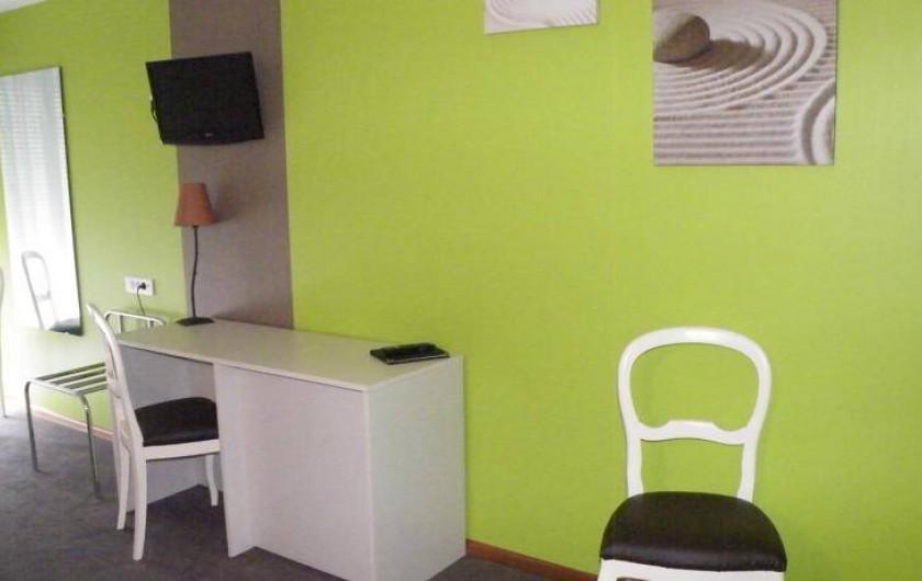 Location de vacances - Hôtel - Auberge à Ammerschwihr - VUE DE LA CHAMBRE