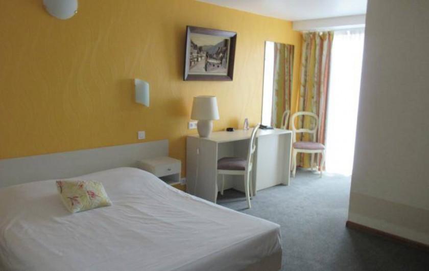 Location de vacances - Hôtel - Auberge à Ammerschwihr - CHAMBRE DOUBLE