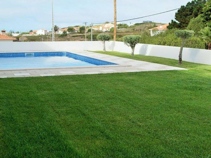 Location de vacances - Villa à São Martinho do Porto - Piscine chauffée de mai à octobre (9 x 4 m)