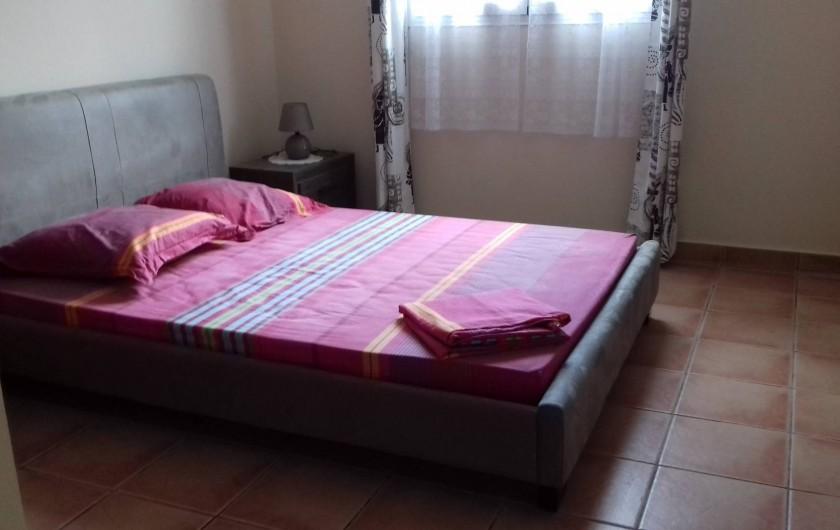 Location de vacances - Villa à La Plaine des Cafres - La deuxième chambre