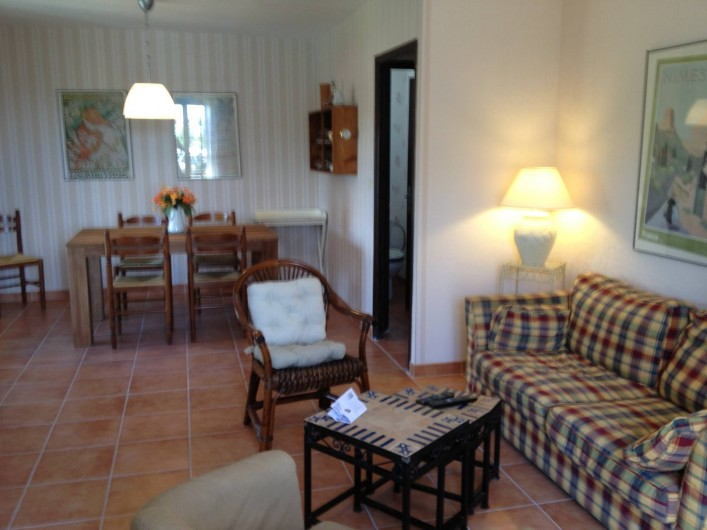 Location de vacances - Chalet à Villeveyrac