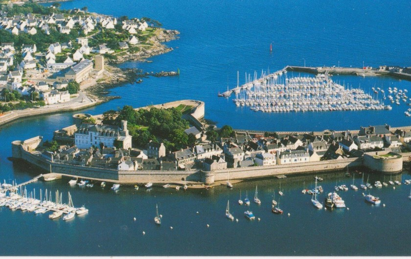 Location de vacances - Gîte à Concarneau - La Ville Close à Concarneau