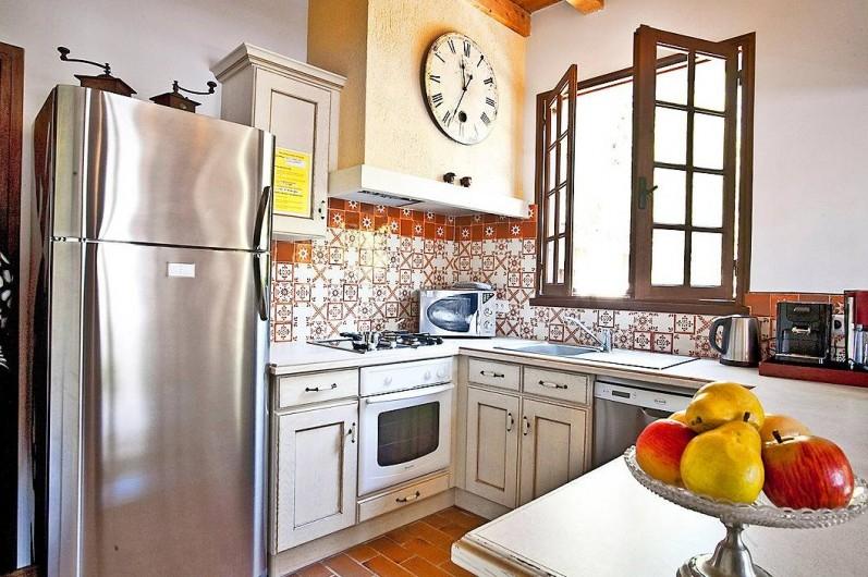 Location de vacances - Villa à Vezac - Cuisine