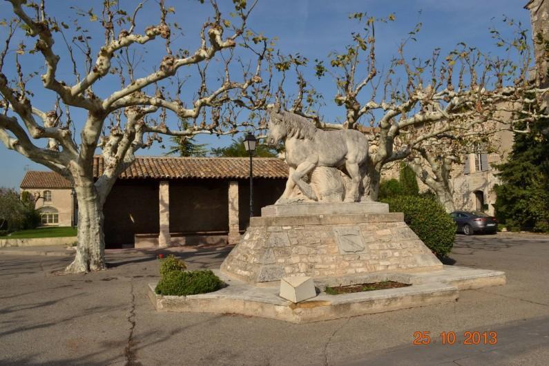 Location de vacances - Gîte à Mollégès - Le Cheval de Mollégès