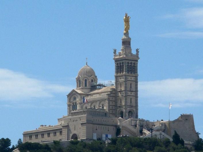 Location de vacances - Gîte à Mollégès - Marseille La bonne mère