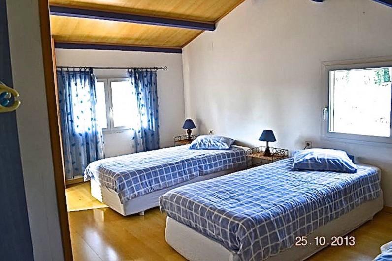 Location de vacances - Gîte à Mollégès - Chambre 2