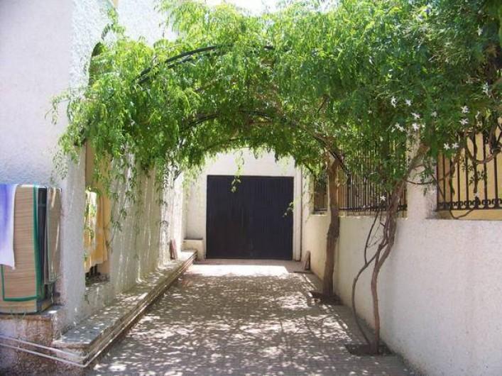 Location de vacances - Maison - Villa à Puerto de Mazarrón