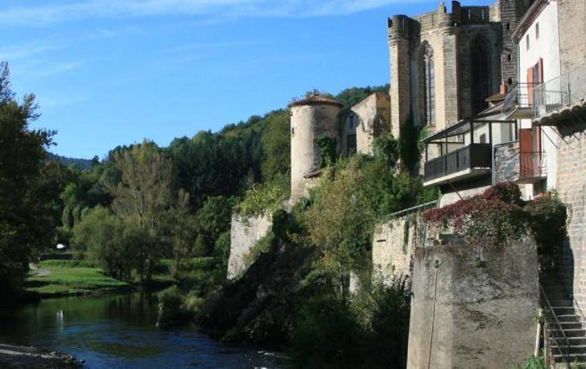 Location de vacances - Hôtel - Auberge à Lavoûte-Chilhac