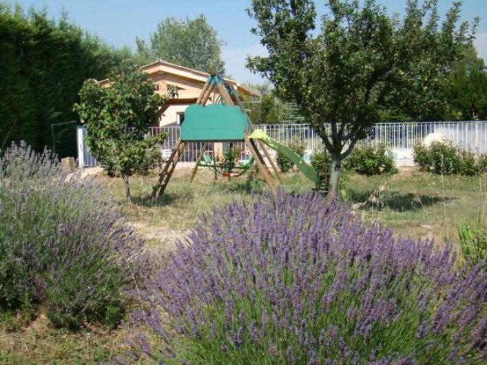Location de vacances - Villa à Aureille