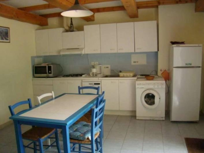 Location de vacances - Villa à Aureille - coin cuisine