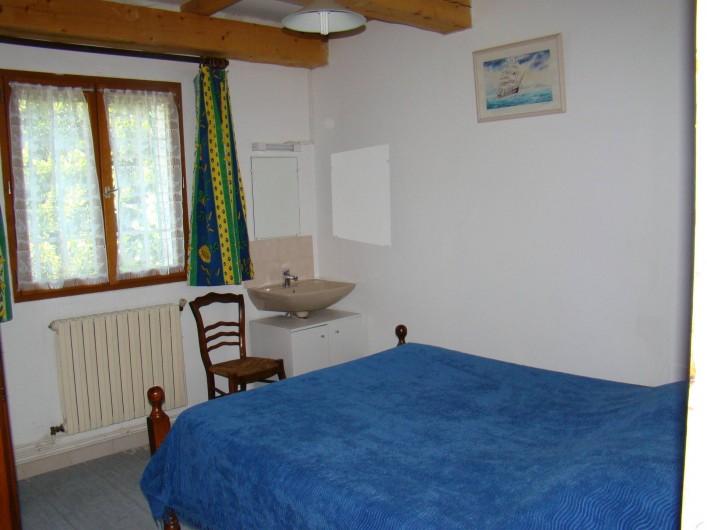 Location de vacances - Villa à Aureille - chambre lit 2 pers