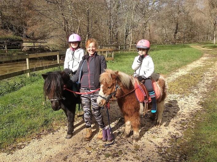Location de vacances - Gîte à Eauze - Balade à poneys