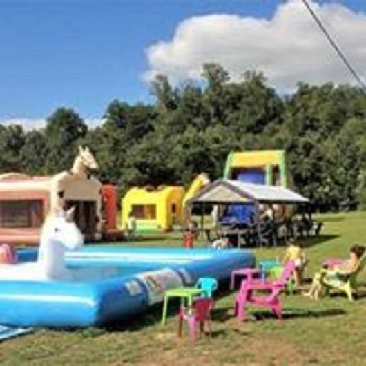 Location de vacances - Gîte à Eauze - Parc d'attractions gratuit