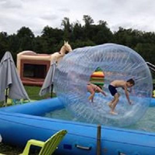 Location de vacances - Gîte à Eauze - Water rollers