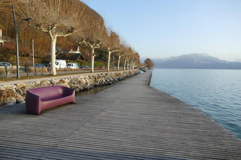 Location de vacances - Maison - Villa à Annecy - Lac d'Annecy