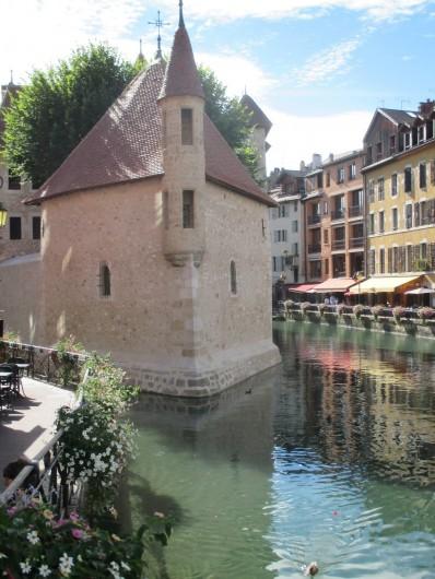 Location de vacances - Maison - Villa à Annecy - Annecy centre ville Les vieilles prisons