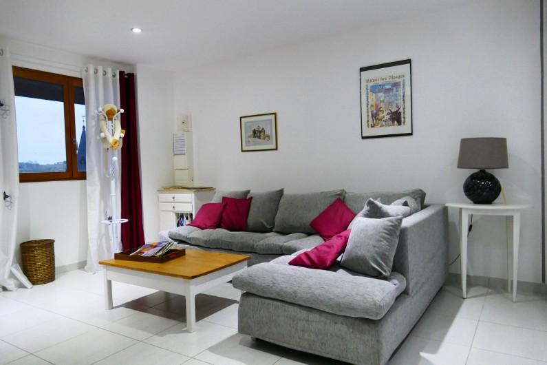 Location de vacances - Maison - Villa à Annecy - Gite n° 1 Salon d'angle