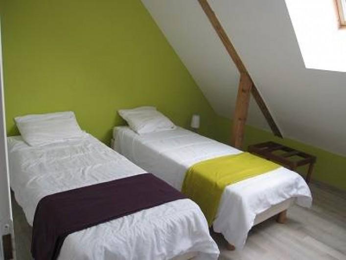 Location de vacances - Maison - Villa à Annecy - Gite n° 1 2 lits simple pouvant se réunir