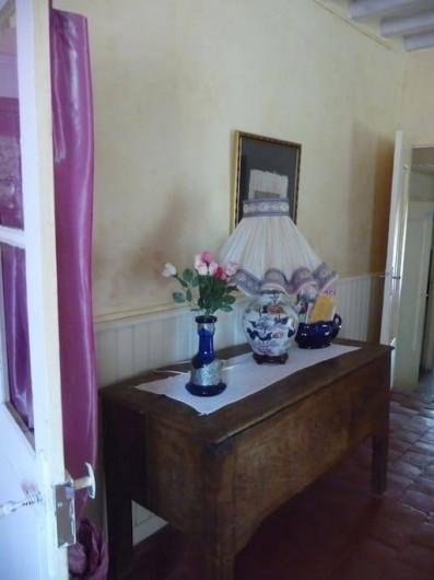 Location de vacances - Maison - Villa à La Collancelle - Salle à manger