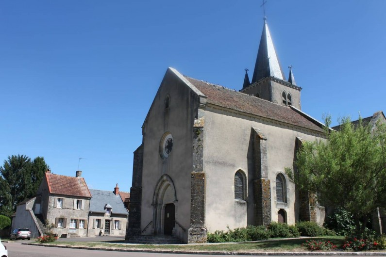 Location de vacances - Maison - Villa à La Collancelle - Au coeur d'un petit village sympathique