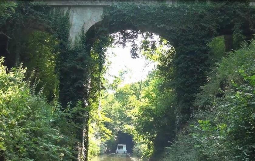 Location de vacances - Maison - Villa à La Collancelle - Voûtes de la Collancelle