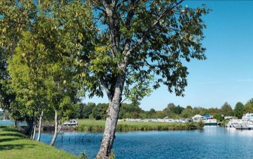 Location de vacances - Maison - Villa à La Collancelle - Étang de Baye