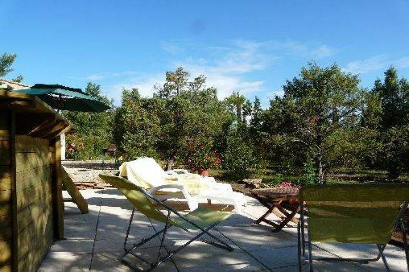 Location de vacances - Villa à La Verdiere