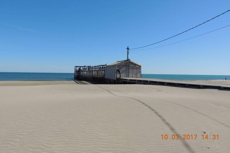 Location de vacances - Maison - Villa à La Palme - Le Rouet qui donne son nom à notre plage.